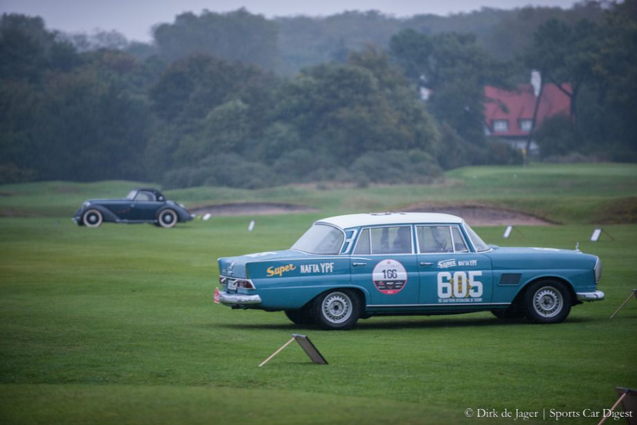 1963 Mercedes-Benz 300 SE Rally Car