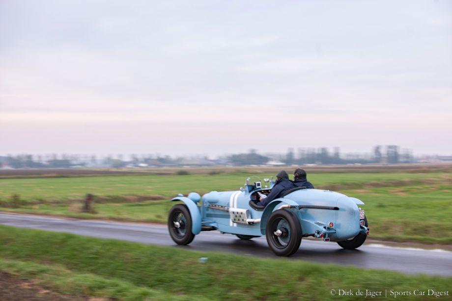 1932 Alvis 2-Seater Sport