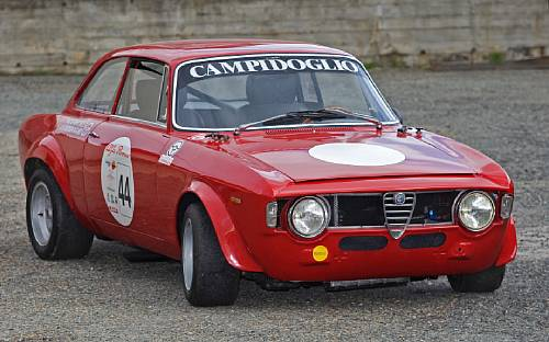 <strong>1969 Alfa Romeo GTA 1300 Junior Sold for €69,000 </strong>– Competed in 1970 Targa Florio.