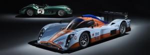 Aston Martin 50th Le Mans Anniversary