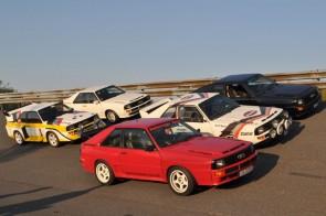 Audi Sport Quattro Meeting