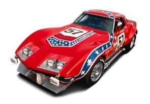 1969 Chevrolet Corvette L88 #57 Rebel Convertible