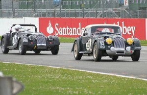 Morgan Featured at Bentley Anniversary Race