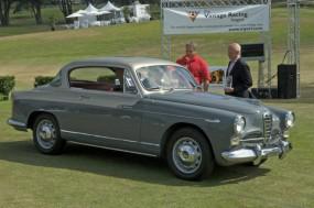 <strong>La Dolce Vita Award for Best Alfa Romeo, 1957 Alfa Romeo 1900 Primavera, Guido Lanza, San Francisco, CA</strong>