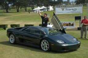 <strong>La Dolce Vita Award for Best Lamborghini, 2001 Lamborghini Diablo 6.0, Kurt Kline, Plattsburgh, NY</strong>