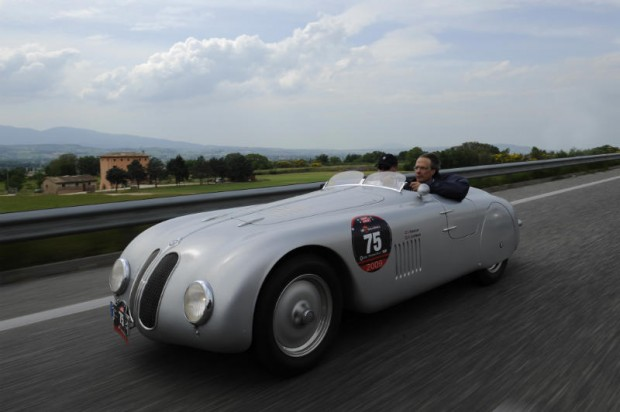 BMW 328 Berlin-Rome Touring Roadster