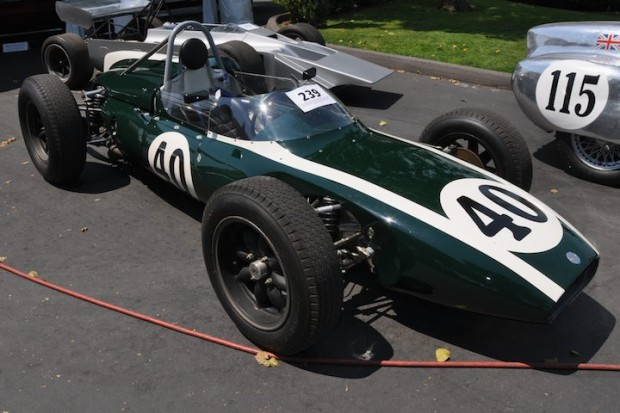 <strong>1961 Cooper Climax 1.5-2.5-liter T55 – Sold for $216,000 versus pre-sale estimate of $250,000 - $350,000. </strong>Ex-works, Sir Jack Brabham, Aintree 200, Levin, Lakeside and Sandown Park-winning.