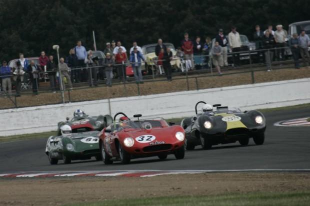 Silverstone Classic BRDC Historic Sports Cars