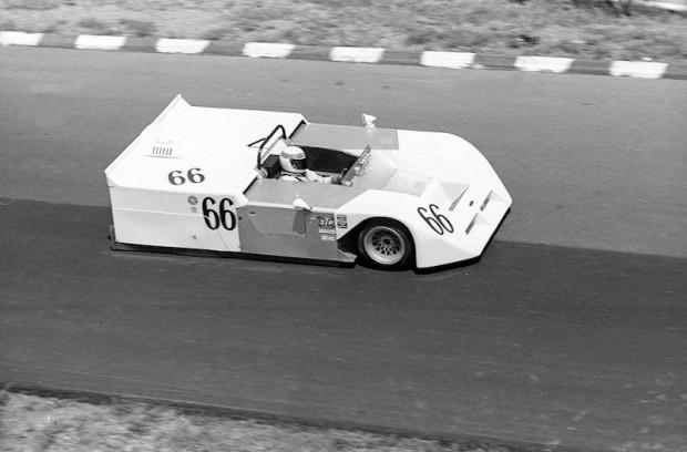 Jackie Stewart, Chaparral 2J Vacuum, Chaparral Sucker Can-Am race car