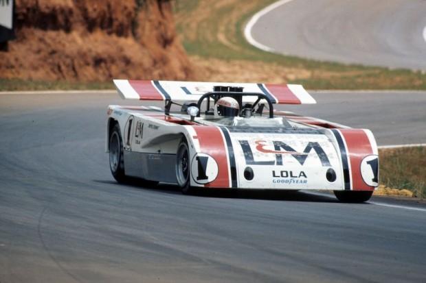Jackie Stewart 1971 Lola T260 Can-Am