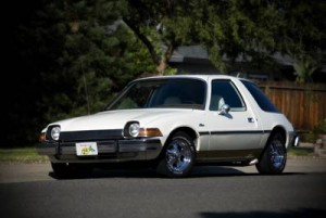 Concours AMC Pacer