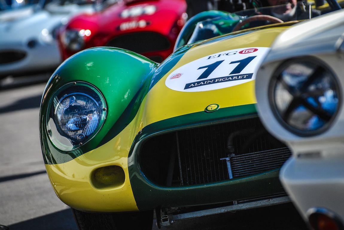 The Sixties Endurance class during the Jarama Classic 2016