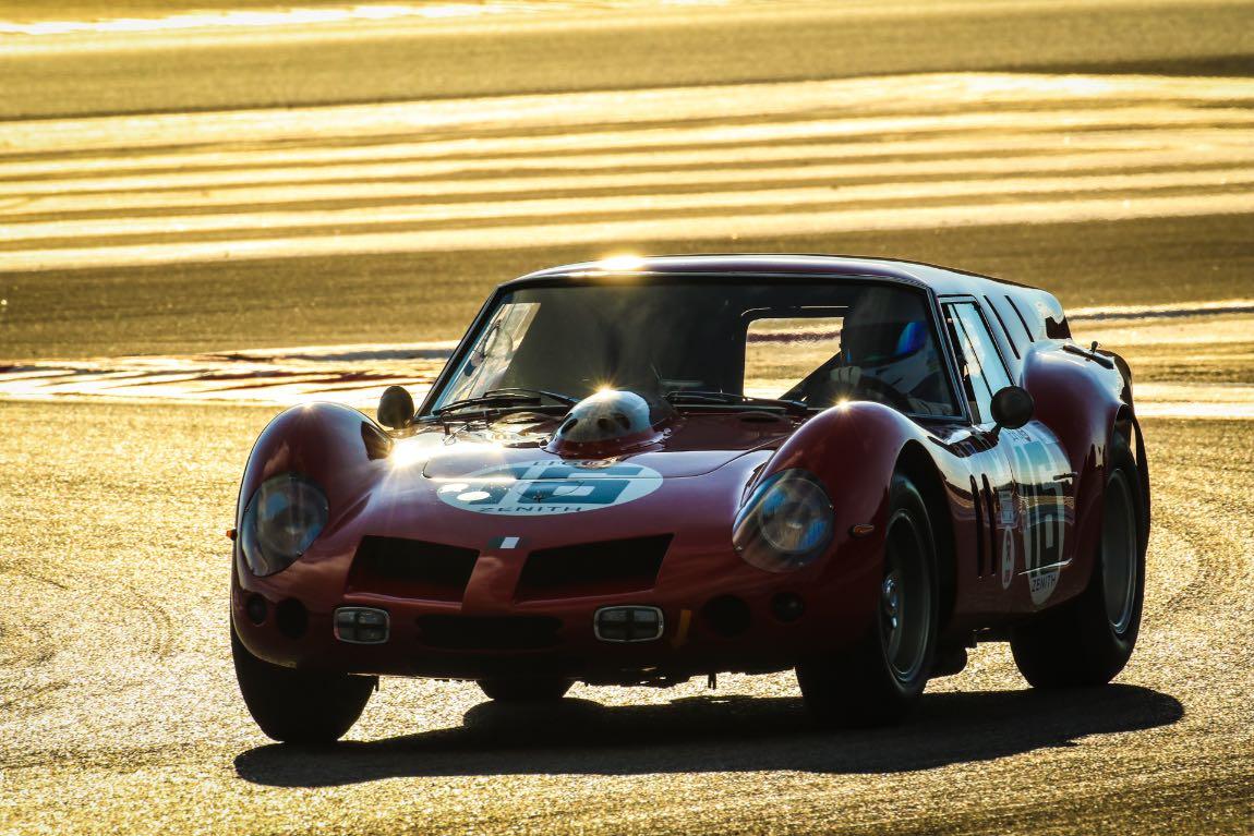 "1962 Ferrari 250 GT ""Breadvan"""