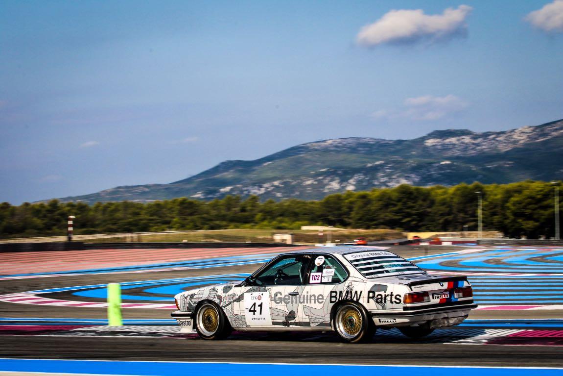 1986 BMW 635 CSi Group A