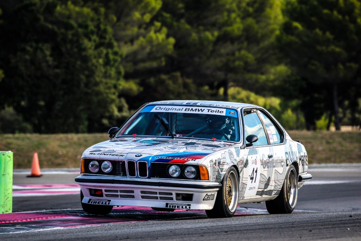 1986 BMW 635 CSi Group A