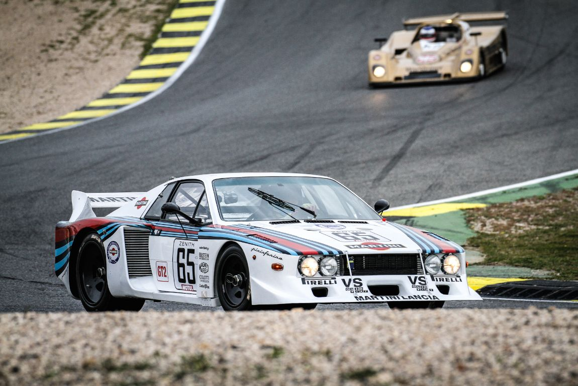 Lancia Beta Turbo Group 5