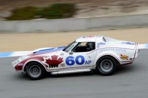Corvette Featured at Monterey Reunion
