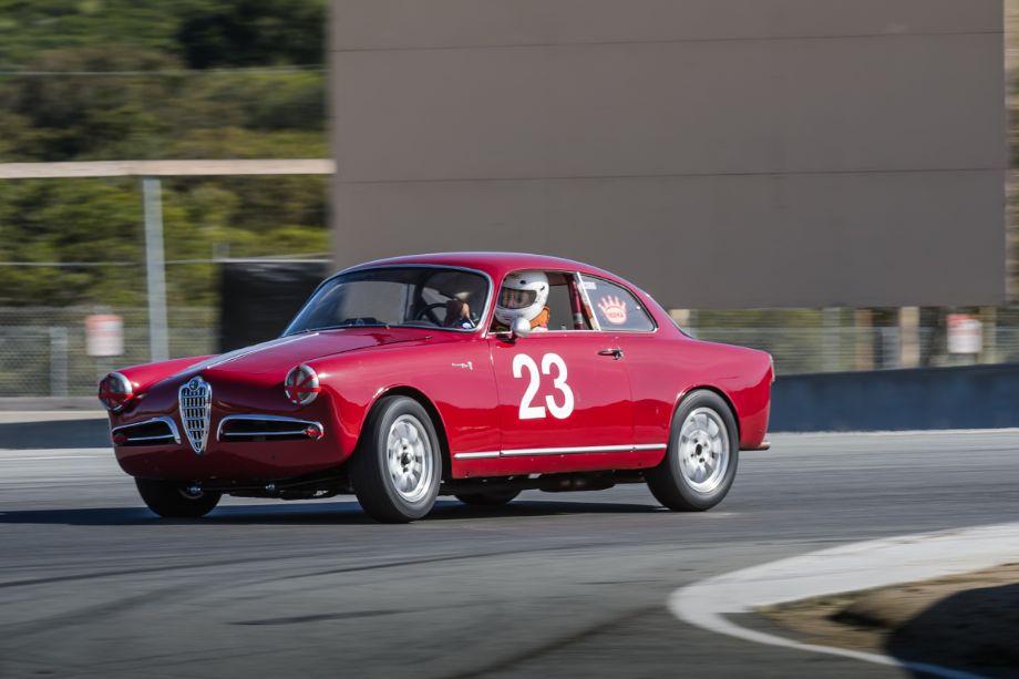 1955 Alfa Romeo Giulietta Sprint