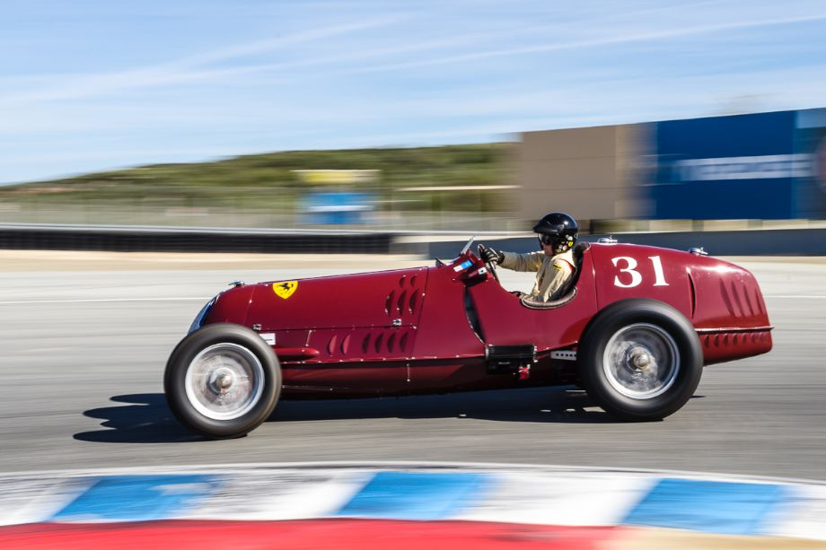 1935 Alfa Romeo Tipo C 8C-35