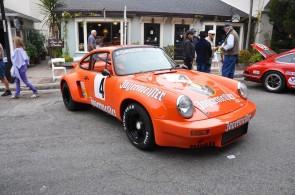 Porsche 911 RSR at Carmel Concours