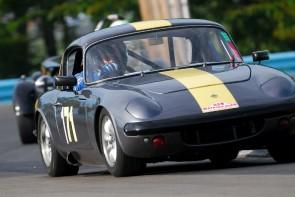 Lotus Elan race car picture