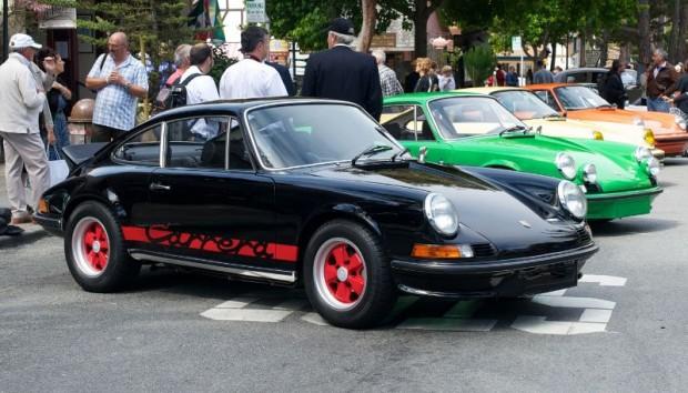 Porsches 911 Carrera RS