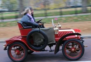 Brass Era London to Brighton Veteran Car Run