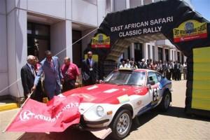 2009 East African Safari Classic Rally
