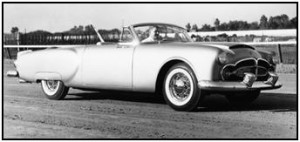 Packard Concept Cars at Fairfield County Concours