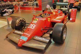 1985 Ferrari 156-85 F1