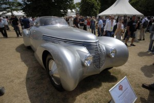 1938 Hispano-Suiza H6C Xenia - Winner of the Cartier Style et Luxe