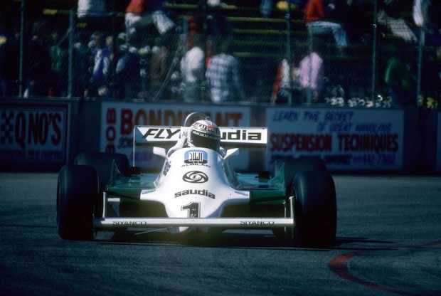Williams-Cosworth FW07