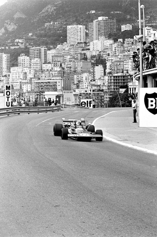 Jackie Stewart, 1971 Monaco Grand Prix, Tyrrell-Ford 003 Formula One