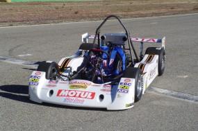 The Yamaha R1 powered prototype Formula Pacific car