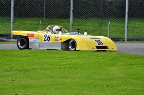George Douglas finished 6th overall in this Martin BM9