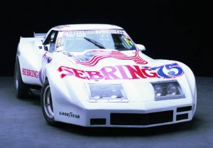 Greenwood Corvette (Chassis 002) will be sold at Russo & Steele's Monterey Auction