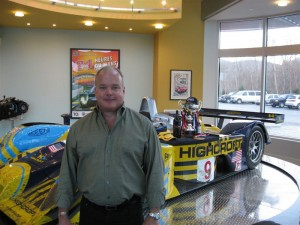 Duncan Dayton, owner of Highcroft Racing