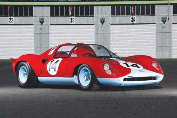 1966 Ferrari 206 S Dino Spyder for sale