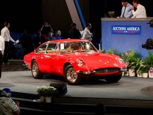 1968 Ferrari 365 GT 2+2