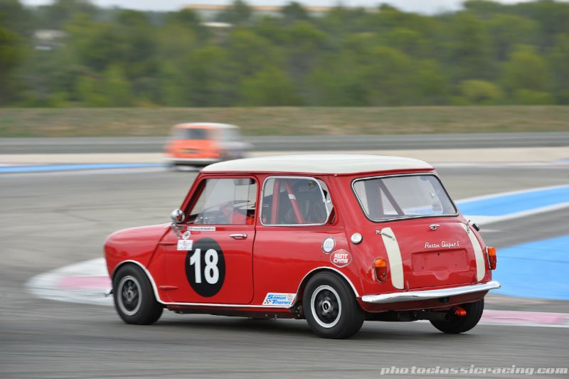 1963 Austin Mini Cooper S