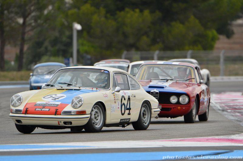 1964 Porsche 911 and 1964 Alfa Romeo 2600 Sprint