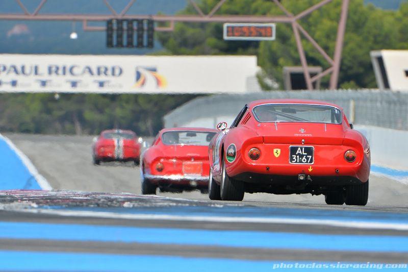 Trio of Ferrari 275 GTBs