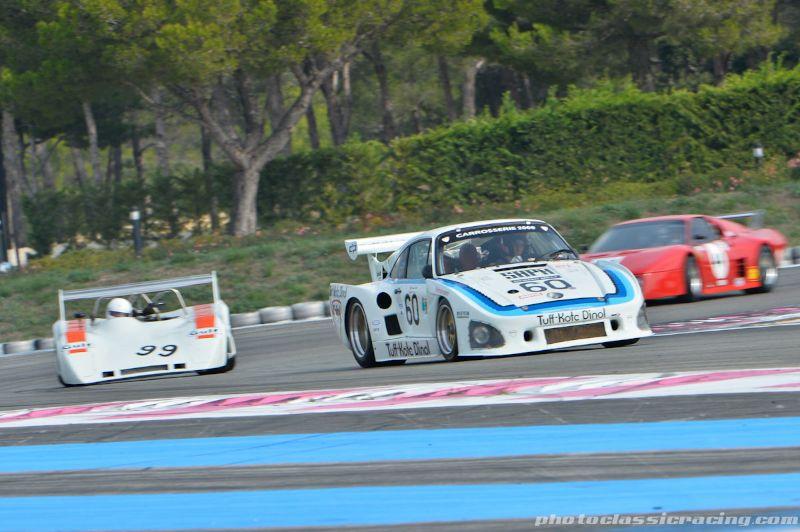 1979 Porsche 935 and 1976 Lola T292 DFV