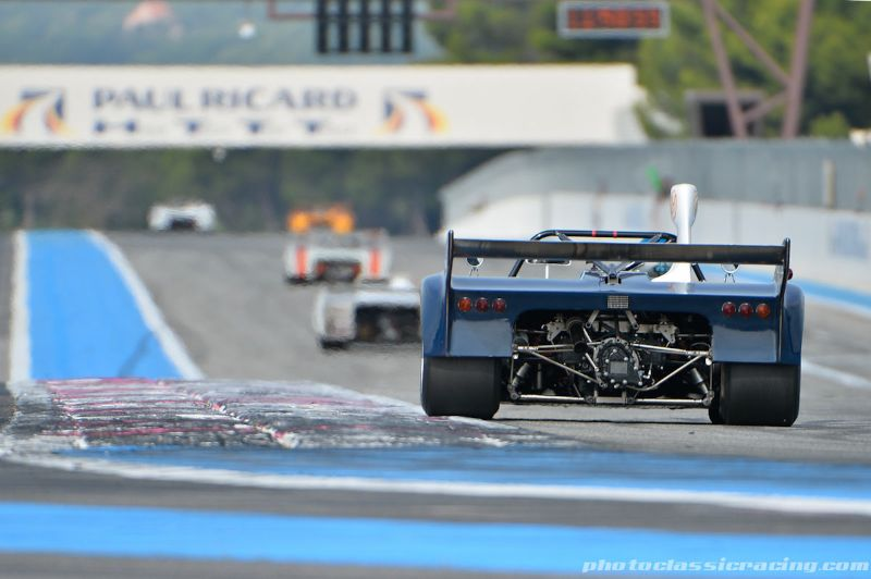 Classic Endurance Racing at Dix Mille Tours du Castellet