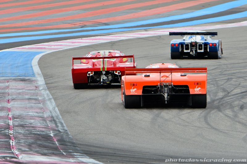Group C Racing at Dix Mille Tours du Castellet