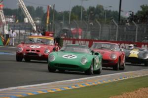 Le Mans Legends Ferrari 250 LM