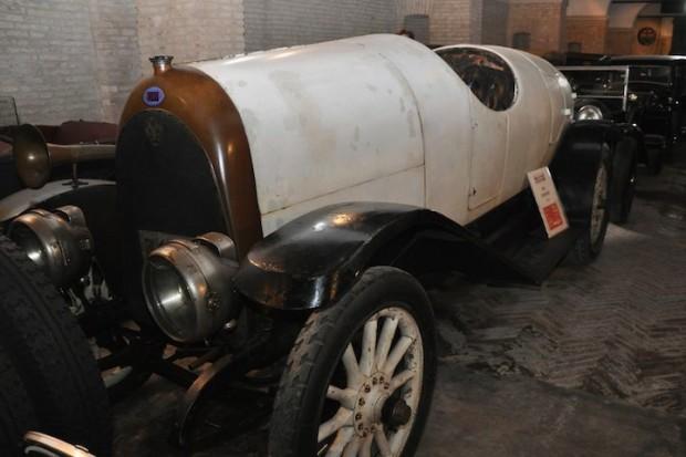 7 liter Fiat Chiribiri