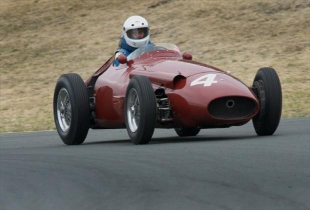 1957 Maserati 250F Jeffery B. O'Neill