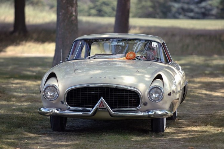 Hudson Italia at Meadow Brook Concours