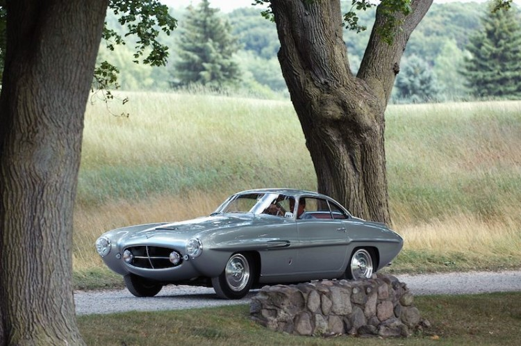 Fiat 8V Supersonic at Meadow Brook Concours d'Elegance